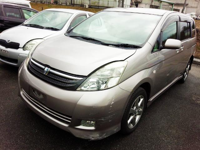 買取実績 トヨタ・アイシス 平成19年式